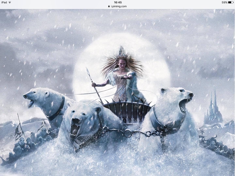 Ледената Кралица – част3